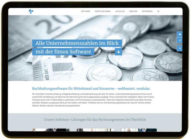 Finance fimox Software